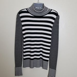 White House Black Market tuttle neck sweater